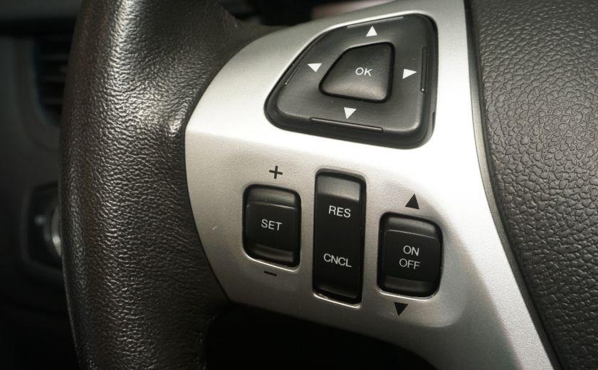 2013 Ford EDGE SEL NAV TOIT CUIR ROUE ET PNEUS HIVER INCLUS #28