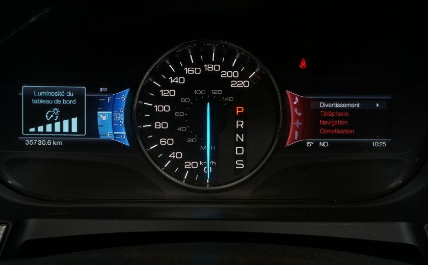 2013 Ford EDGE SEL NAV TOIT CUIR ROUE ET PNEUS HIVER INCLUS #29