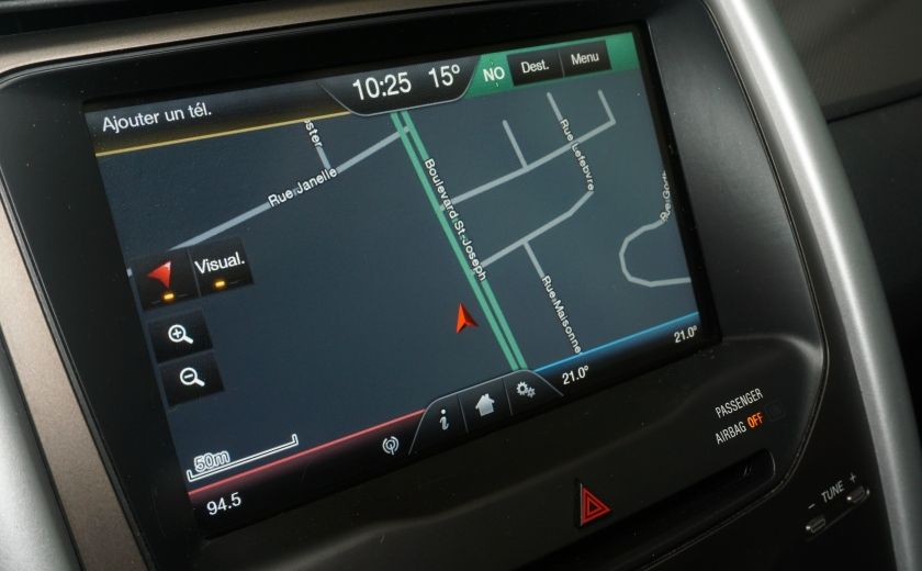 2013 Ford EDGE SEL NAV TOIT CUIR ROUE ET PNEUS HIVER INCLUS #31