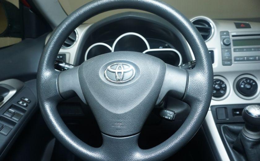2009 Toyota Matrix 4dr Wgn Man FWD #15