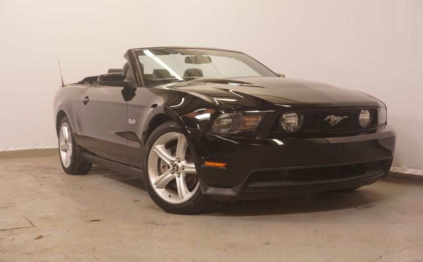 2012 Ford Mustang GT #0