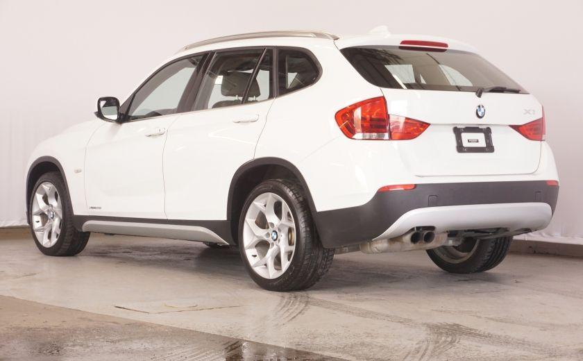 2012 BMW X1 28i SPORT ET PREMIUM PACK, TOIT OUVRANT #4