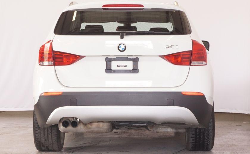 2012 BMW X1 28i SPORT ET PREMIUM PACK, TOIT OUVRANT #6