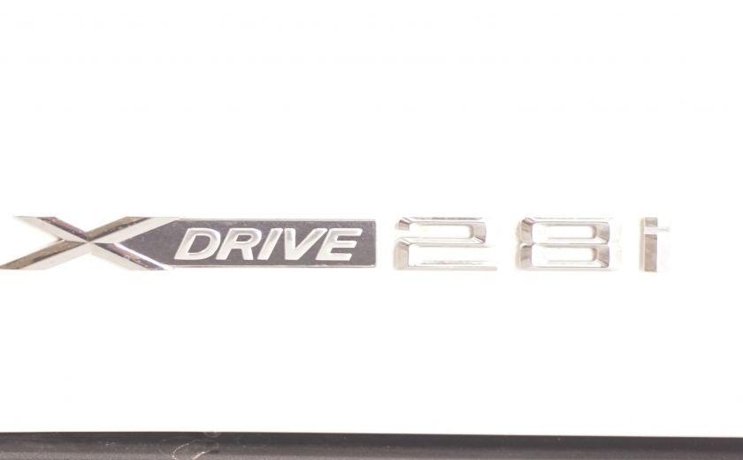 2012 BMW X1 28i SPORT ET PREMIUM PACK, TOIT OUVRANT #29