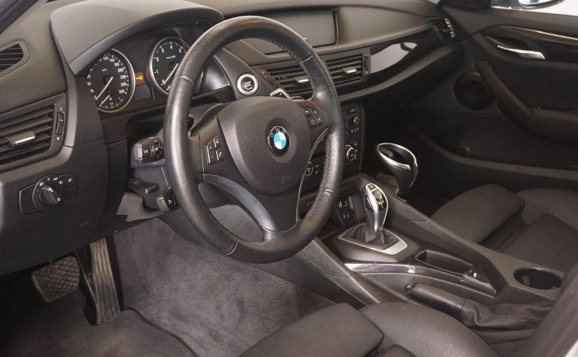 2012 BMW X1 28i SPORT ET PREMIUM PACK, TOIT OUVRANT #7
