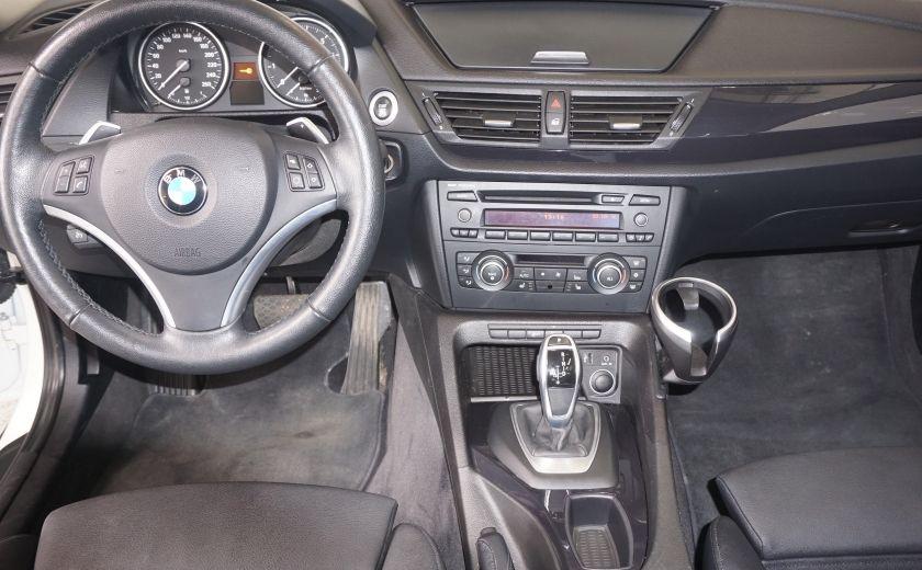 2012 BMW X1 28i SPORT ET PREMIUM PACK, TOIT OUVRANT #9