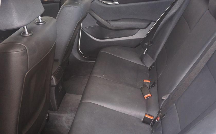 2012 BMW X1 28i SPORT ET PREMIUM PACK, TOIT OUVRANT #18