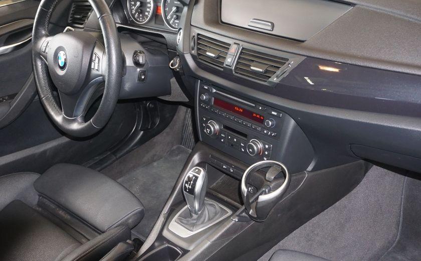2012 BMW X1 28i SPORT ET PREMIUM PACK, TOIT OUVRANT #23