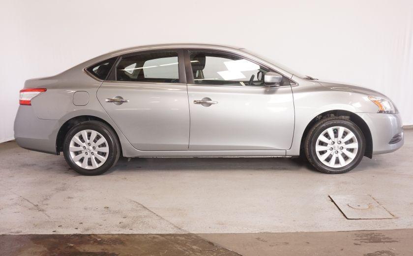 2013 Nissan Sentra SV #1