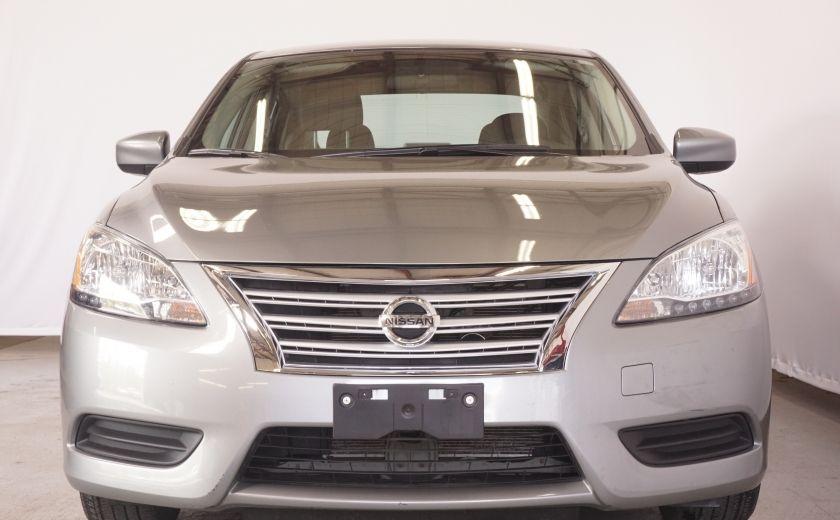 2013 Nissan Sentra SV #2