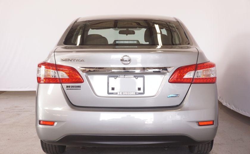 2013 Nissan Sentra SV #5