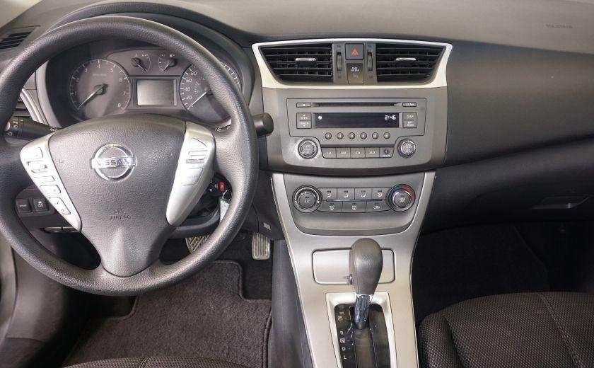 2013 Nissan Sentra SV #8