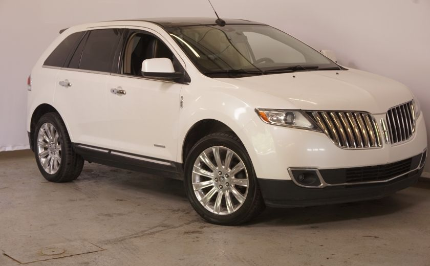 2011 Lincoln MKX AWD 4dr #0