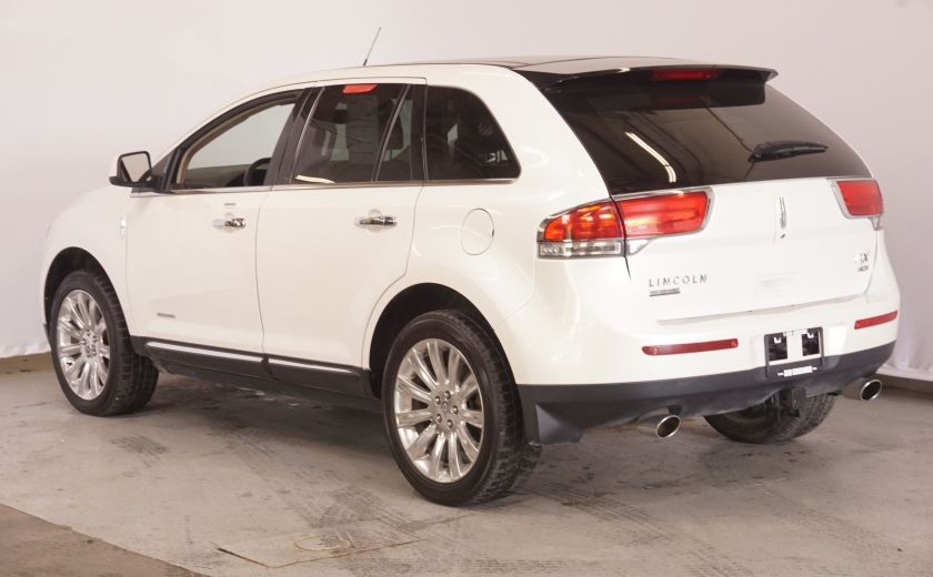 2011 Lincoln MKX AWD 4dr #6