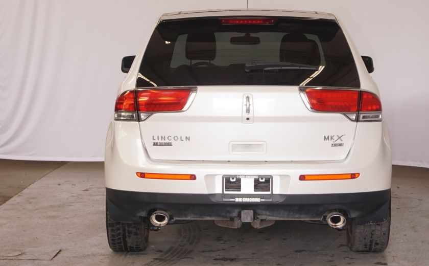 2011 Lincoln MKX AWD 4dr #7