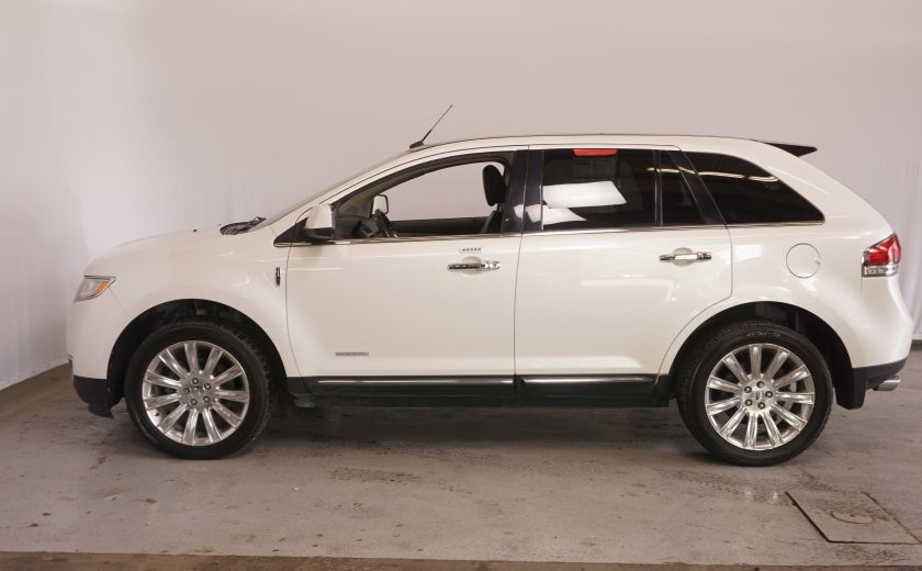 2011 Lincoln MKX AWD 4dr #8