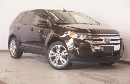 2013 Ford EDGE SEL CUIR TOIT NAV 4X420 POUCES in Blainville