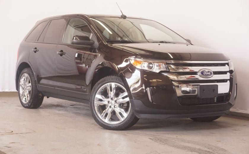 2013 Ford EDGE SEL CUIR TOIT NAV 4X420 POUCES #0