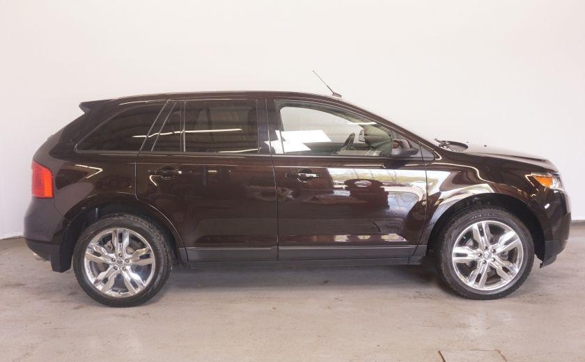 2013 Ford EDGE SEL CUIR TOIT NAV 4X420 POUCES #10