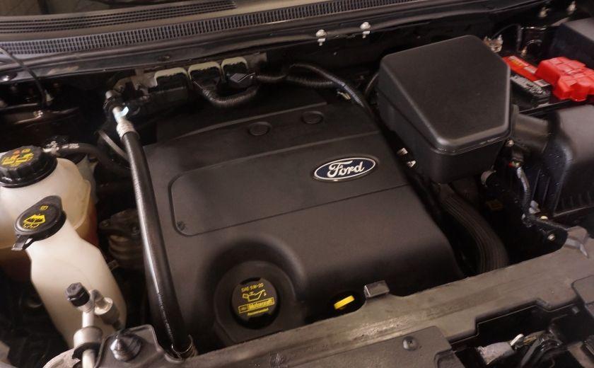 2013 Ford EDGE SEL CUIR TOIT NAV 4X420 POUCES #16