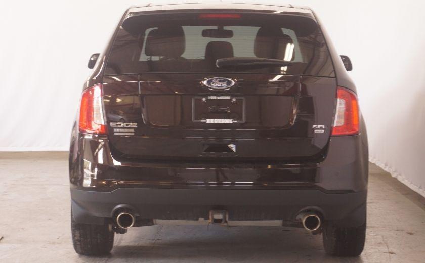 2013 Ford EDGE SEL CUIR TOIT NAV 4X420 POUCES #18