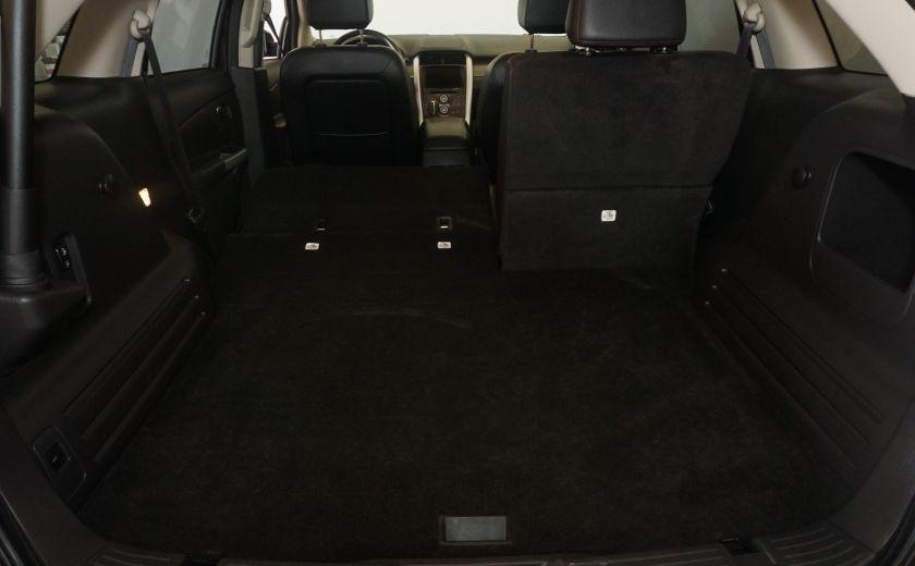 2013 Ford EDGE SEL CUIR TOIT NAV 4X420 POUCES #24