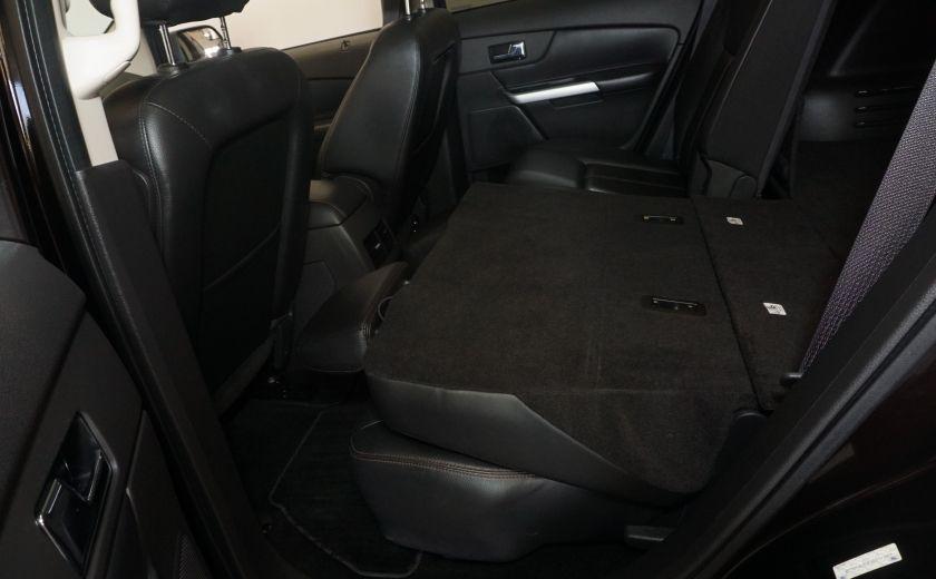 2013 Ford EDGE SEL CUIR TOIT NAV 4X420 POUCES #27