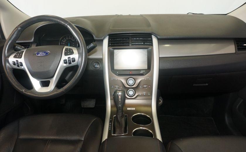 2013 Ford EDGE SEL CUIR TOIT NAV 4X420 POUCES #2