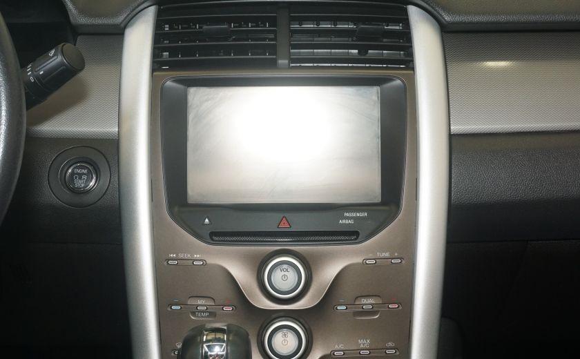 2013 Ford EDGE SEL CUIR TOIT NAV 4X420 POUCES #4