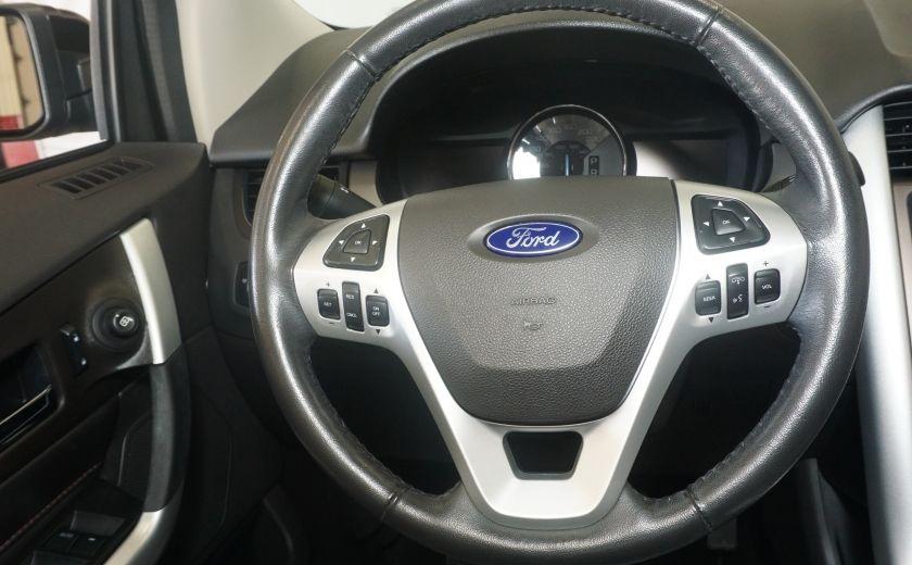 2013 Ford EDGE SEL CUIR TOIT NAV 4X420 POUCES #7