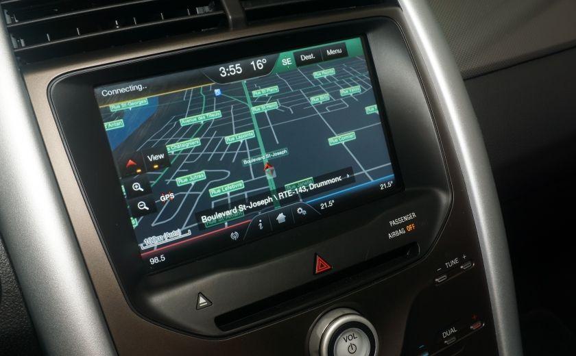 2013 Ford EDGE SEL CUIR TOIT NAV 4X420 POUCES #1