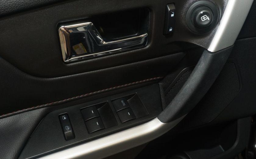 2013 Ford EDGE SEL CUIR TOIT NAV 4X420 POUCES #45