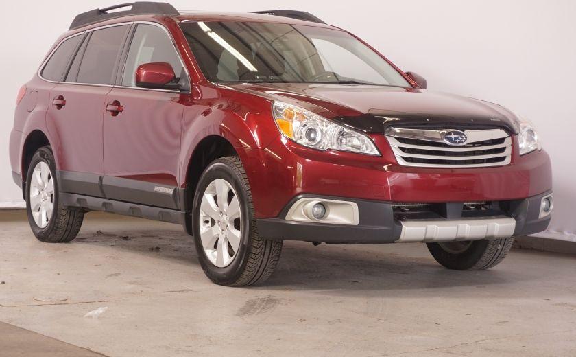 2012 Subaru Outback 2.5i w/Convenience Pkg #0