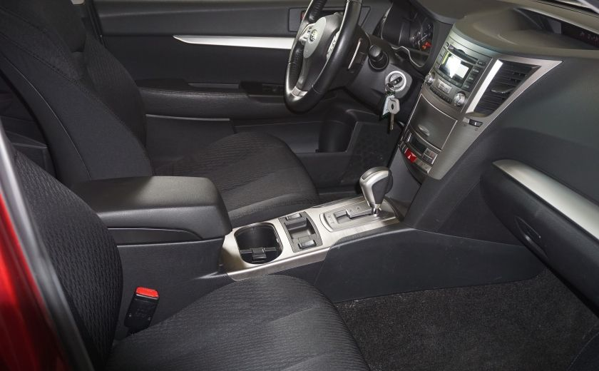 2012 Subaru Outback 2.5i w/Convenience Pkg #10