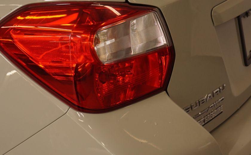 2013 Subaru XV Crosstrek 2.0i , AWD  w/Touring Pkg #22