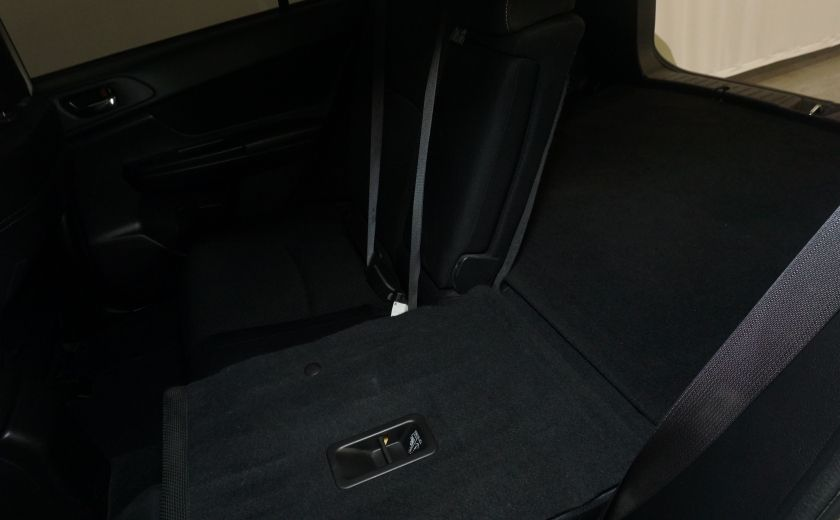 2013 Subaru XV Crosstrek 2.0i , AWD  w/Touring Pkg #28