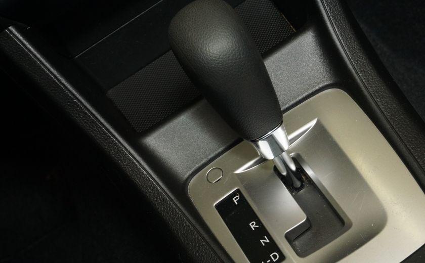 2013 Subaru XV Crosstrek 2.0i , AWD  w/Touring Pkg #4
