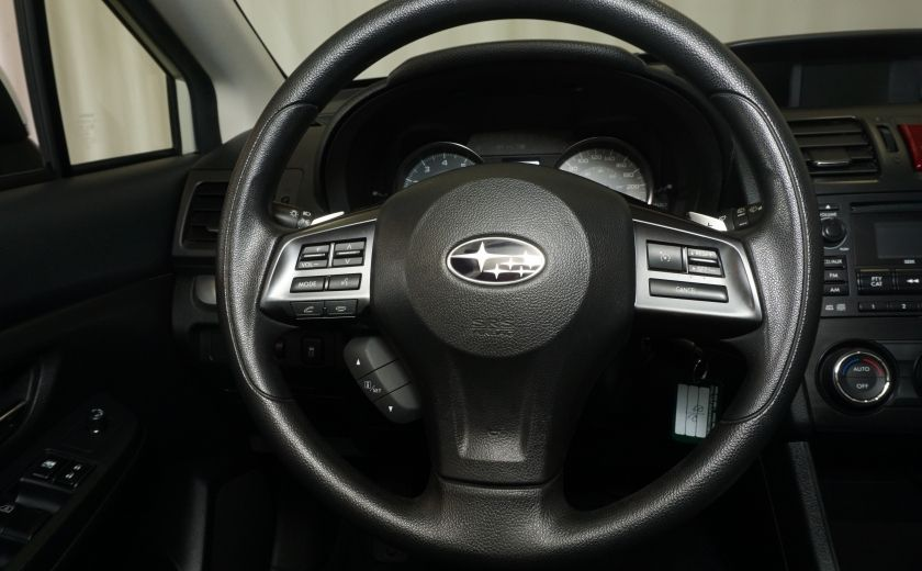 2013 Subaru XV Crosstrek 2.0i , AWD  w/Touring Pkg #5