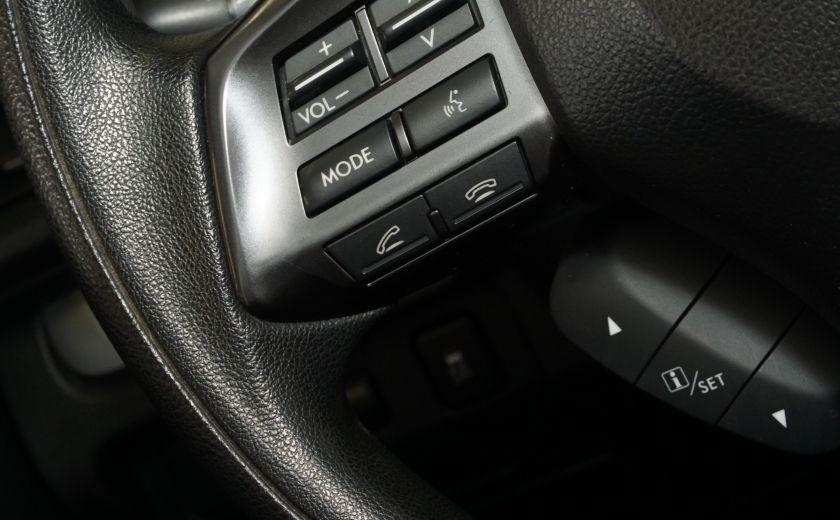2013 Subaru XV Crosstrek 2.0i , AWD  w/Touring Pkg #7