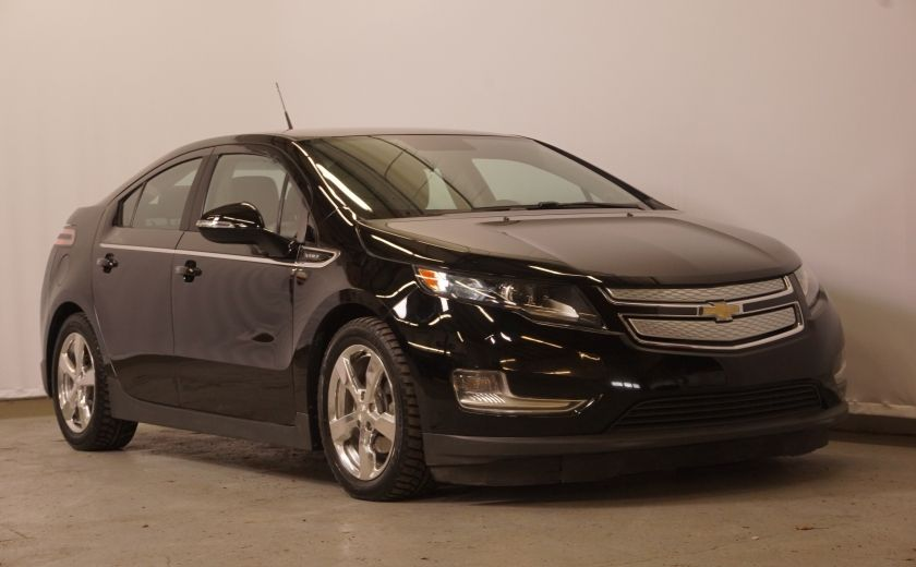 2013 Chevrolet Volt 5dr HB CUIR ROUES CHOMEES #0