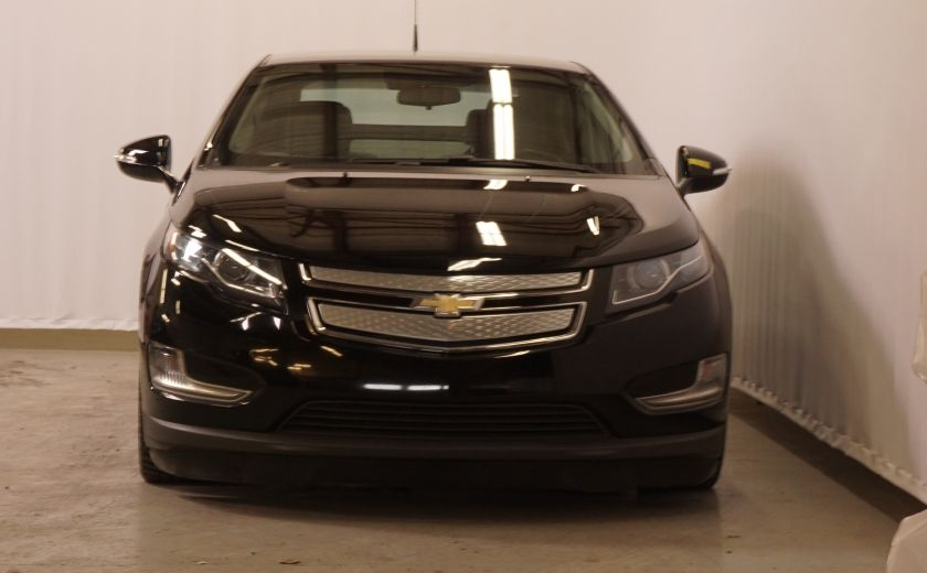 2013 Chevrolet Volt 5dr HB CUIR ROUES CHOMEES #8