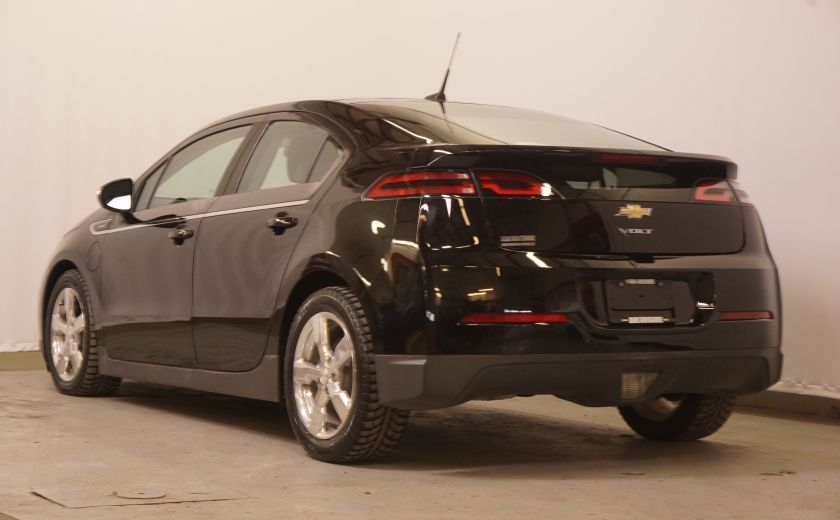 2013 Chevrolet Volt 5dr HB CUIR ROUES CHOMEES #17