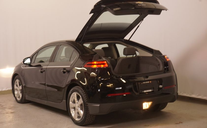 2013 Chevrolet Volt 5dr HB CUIR ROUES CHOMEES #22