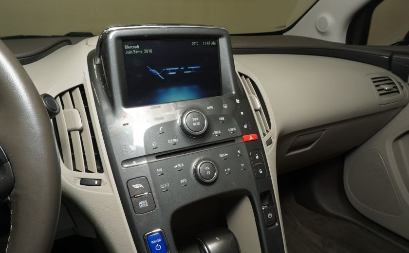 2013 Chevrolet Volt 5dr HB CUIR ROUES CHOMEES #1