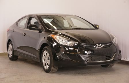 2011 Hyundai Elantra GL MILLAGE EXCEPTIONEL in Drummondville