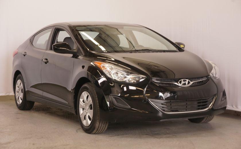 2011 Hyundai Elantra GL MILLAGE EXCEPTIONEL #0