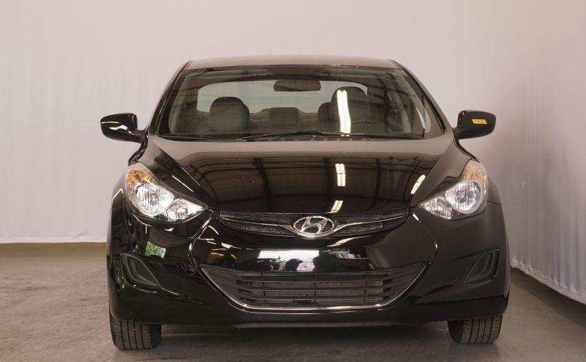2011 Hyundai Elantra GL MILLAGE EXCEPTIONEL #1