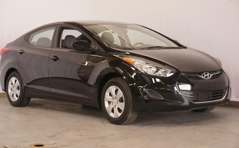 2011 Hyundai Elantra GL MILLAGE EXCEPTIONEL #2