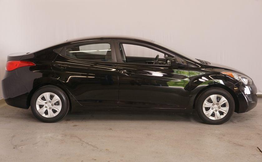2011 Hyundai Elantra GL MILLAGE EXCEPTIONEL #3