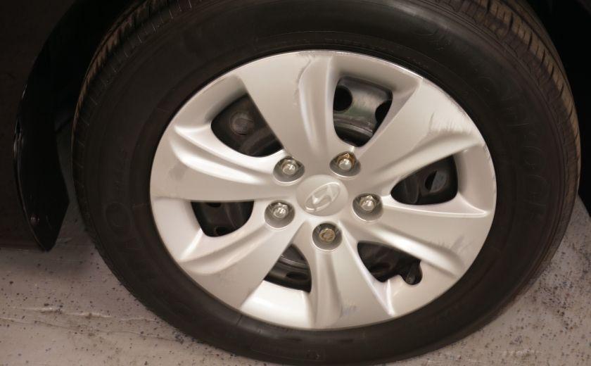 2011 Hyundai Elantra GL MILLAGE EXCEPTIONEL #4